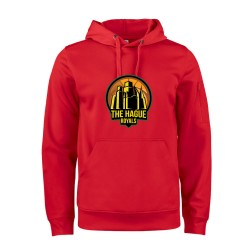 The Hague Royals Active Hoodie - Rood