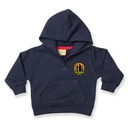 The Hague Royals Baby Hoodie - Navy