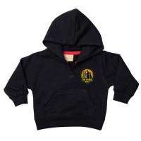 The Hague Royals Baby Hoodie - Zwart