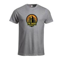 The Hague Royals T-Shirt - Grijs-Melange