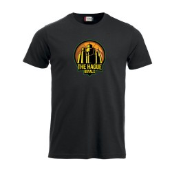 The Hague Royals T-Shirt - Zwart
