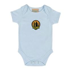 The Hague Royals Romper - Baby Blue